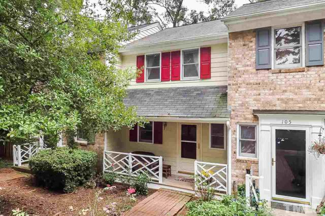 103 Briercreek Court, Cary, NC 27513 (#2219179) :: The Abshure Realty Group