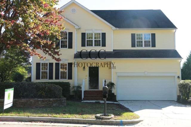 2536 Springfield Park Drive, Raleigh, NC 27614 (#2219556) :: M&J Realty Group