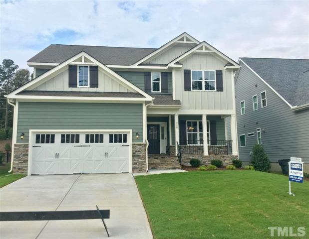 320 Quarryrock Road, Holly Springs, NC 27540 (#2219692) :: Better Homes & Gardens | Go Realty