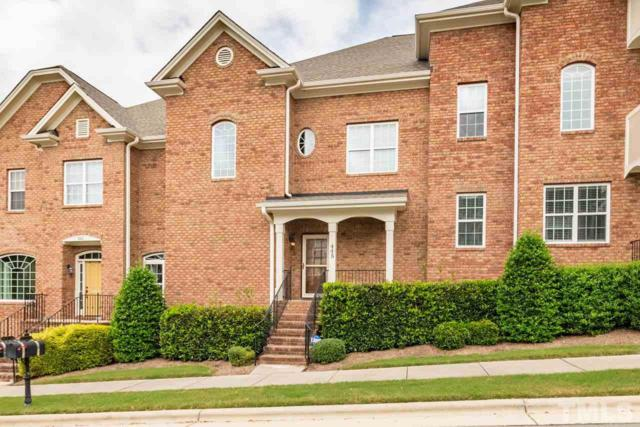 445 Heritage Village Lane, Apex, NC 27502 (#2219862) :: The Perry Group