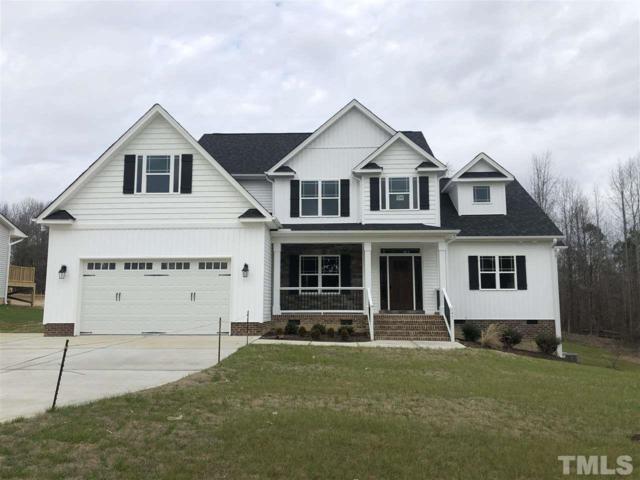 147 Coats Ridge Drive, Benson, NC 27504 (#2219894) :: The Jim Allen Group