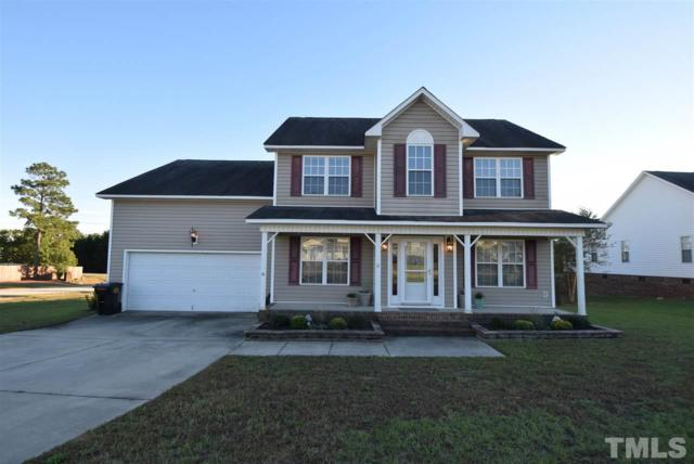 11 W Camden Court, Sanford, NC 27332 (#2219940) :: Raleigh Cary Realty