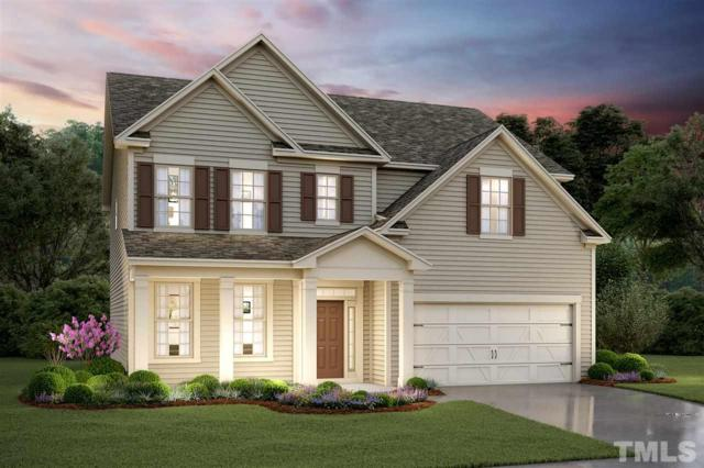 6648 Penfield Street Lot 40, Wake Forest, NC 27587 (#2220220) :: The Perry Group