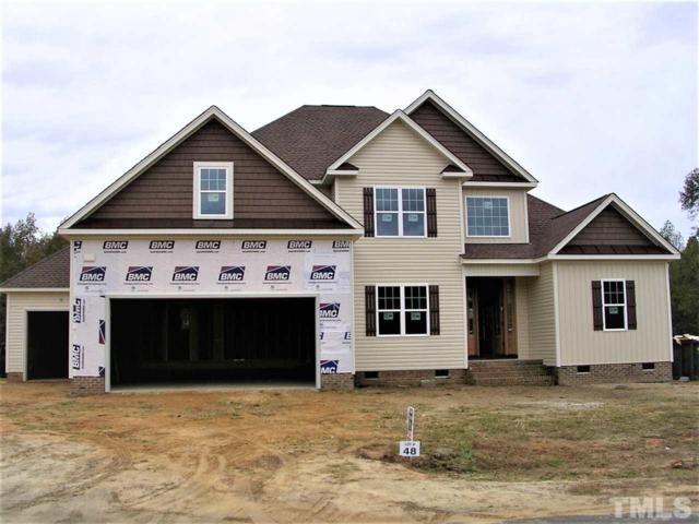 267 Nashville Drive #48, Clayton, NC 27527 (#2220245) :: M&J Realty Group