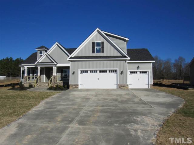 59 Coats Ridge Drive, Benson, NC 27504 (#2220487) :: The Jim Allen Group