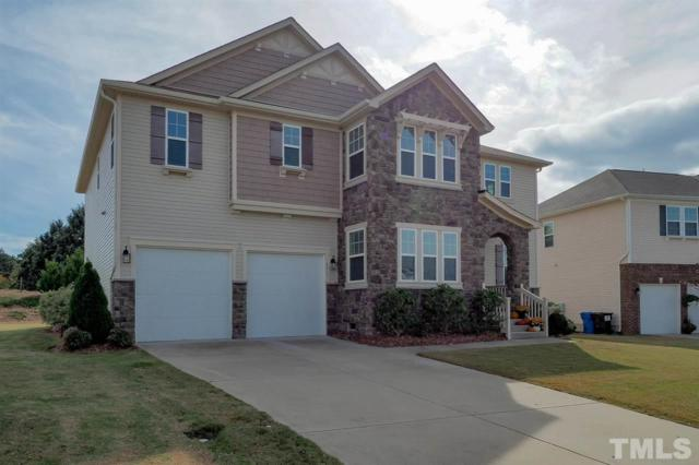 4617 Jersey Pine Drive, Rolesville, NC 27571 (#2220549) :: The Perry Group