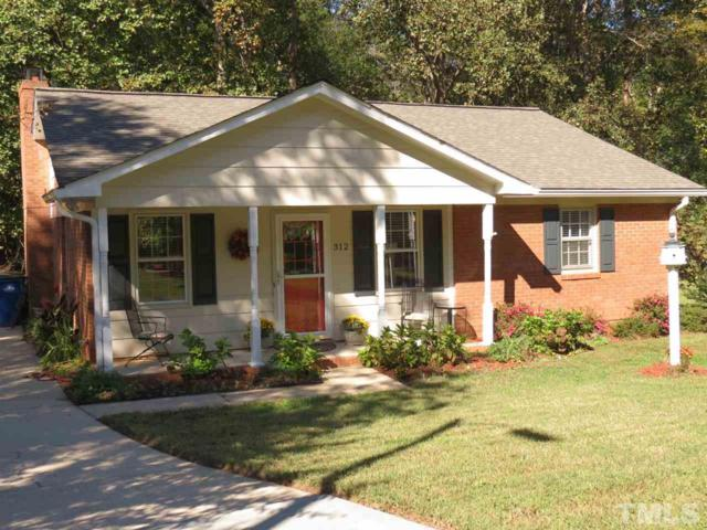 312 Hillstone Drive, Raleigh, NC 27615 (#2220550) :: The Perry Group