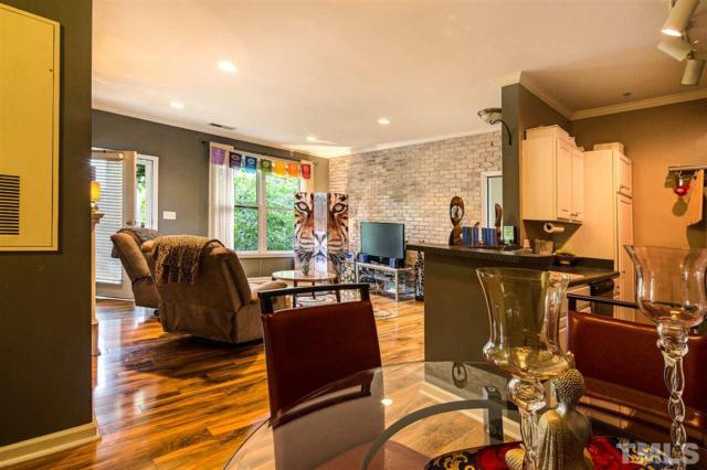 710 N Person Street #304, Raleigh, NC 27604 (#2220564) :: The Perry Group