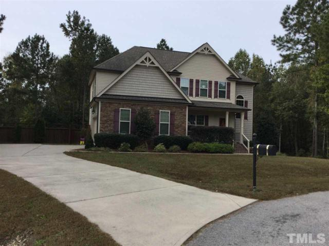 25 Prestwyck Court, Youngsville, NC 27596 (#2220698) :: The Perry Group