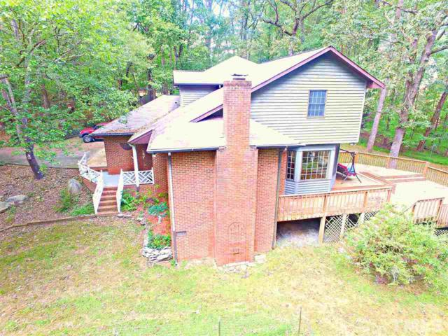 130 Persimmon Hill Road, Pittsboro, NC 27312 (#2220743) :: The Perry Group