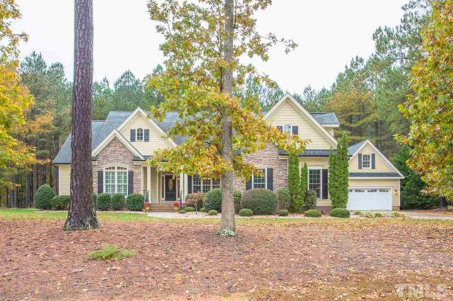 105 Princeton Manor Drive, Youngsville, NC 27596 (#2220976) :: The Perry Group