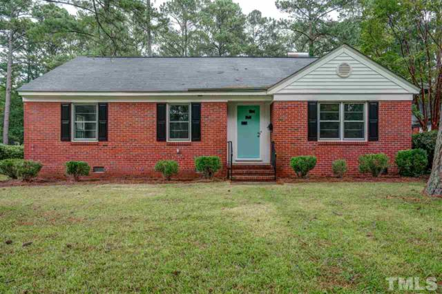 801 Burton Street, Rocky Mount, NC 27803 (#2220981) :: The Perry Group