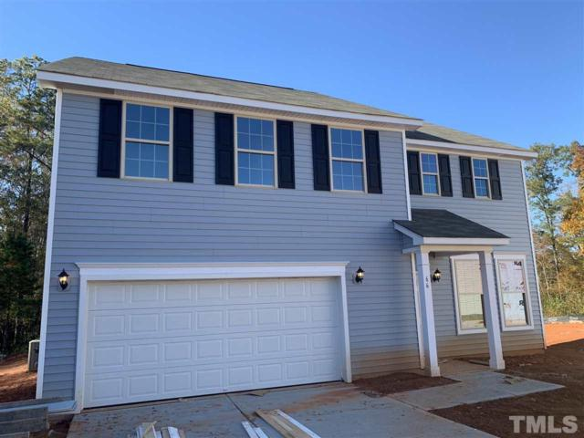 66 Heritage Birch Court #26, Clayton, NC 27527 (#2221041) :: The Perry Group