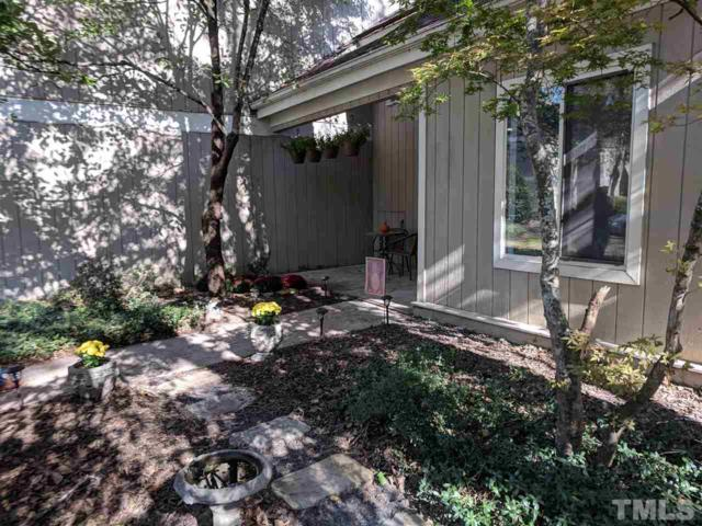 4101 Five Oaks Drive #24, Durham, NC 27707 (#2221366) :: The Perry Group