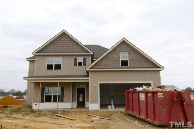 406 Planters Ridge Drive, Pikeville, NC 27863 (#2221519) :: The Perry Group