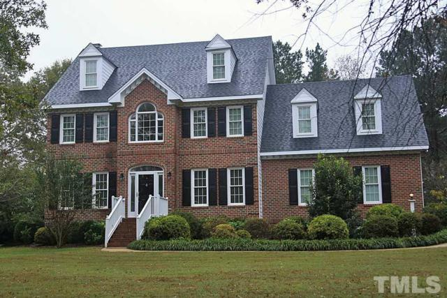 1205 Enchanted Oaks Drive, Raleigh, NC 27606 (#2221928) :: The Perry Group