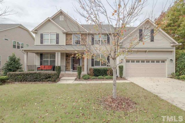 4717 Capefield Drive, Wake Forest, NC 27587 (#2222207) :: The Perry Group