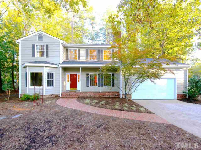 227 Old Forest Creek Drive, Chapel Hill, NC 27514 (#2222242) :: Spotlight Realty