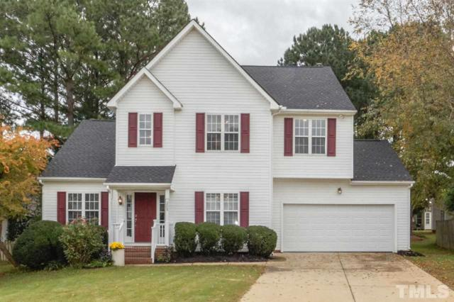 205 Capello Court, Holly Springs, NC 27540 (#2222249) :: The Perry Group
