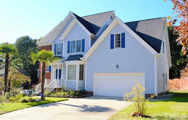 301 Capistrane Drive, Cary, NC 27519 (#2222253) :: The Perry Group