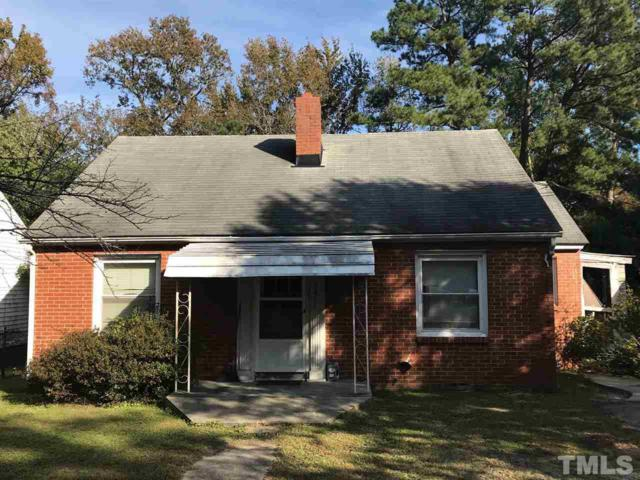 2816 Broad Street, Durham, NC 27704 (#2222269) :: The Perry Group