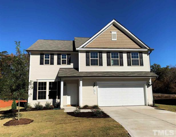 42 Heritage Birch Court #28, Clayton, NC 27527 (#2222460) :: The Perry Group