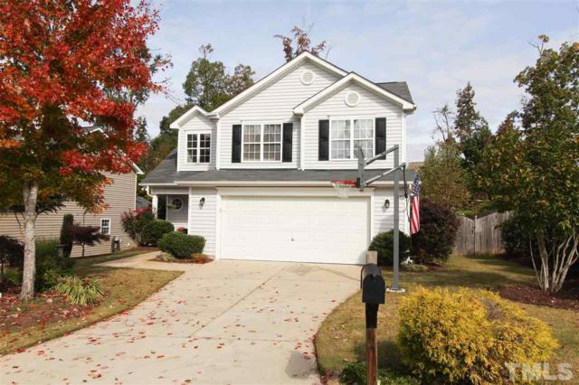 717 Pyracantha Drive, Holly Springs, NC 27540 (#2222501) :: The Jim Allen Group
