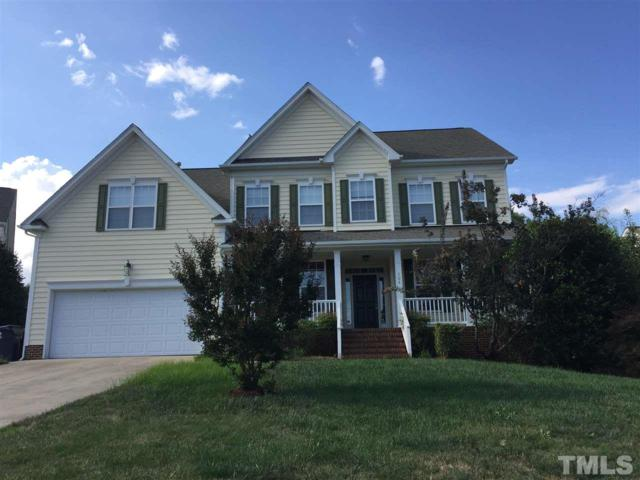 104 Trabur Court, Morrisville, NC 27560 (#2222765) :: The Perry Group
