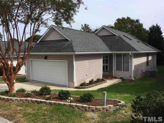 2004 Castle Pines Drive, Raleigh, NC 27604 (#2222775) :: Rachel Kendall Team