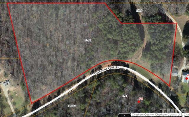 Lakewood Falls Road, Goldston, NC 27252 (#2222934) :: M&J Realty Group