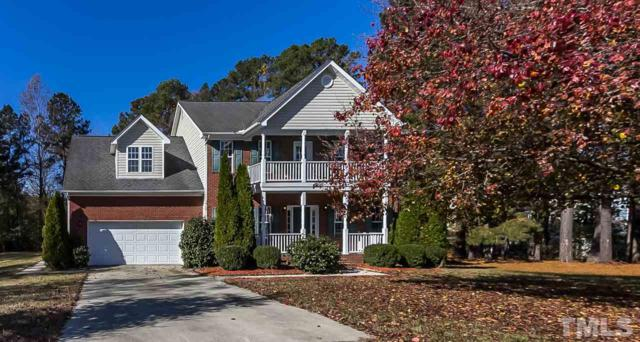 132 Heritage Drive, Smithfield, NC 27577 (#2223114) :: M&J Realty Group