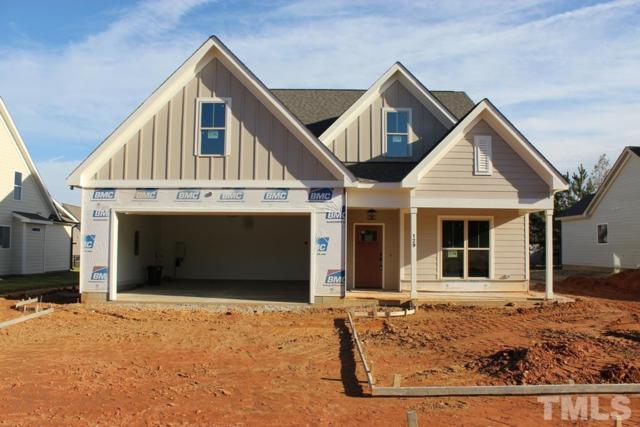 129 Plantation Drive, Youngsville, NC 27596 (#2223207) :: The Perry Group