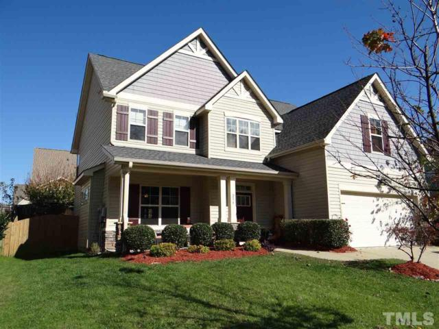 239 E Quailwood Drive, Fuquay Varina, NC 27526 (#2223230) :: The Perry Group