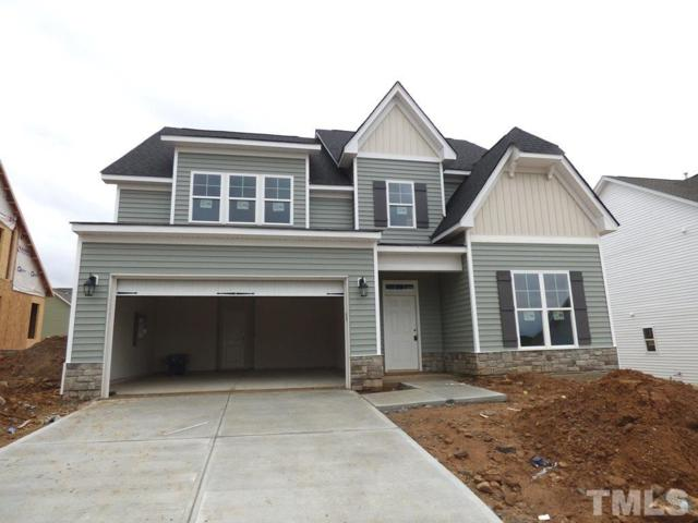 349 Cascade Hills Lane, Wake Forest, NC 27587 (#2223311) :: The Perry Group