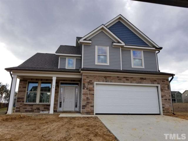70 Cordova Street #88, Clayton, NC 27527 (#2223336) :: M&J Realty Group