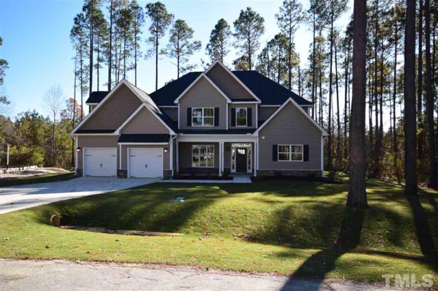 309 Maplewood Drive, Sanford, NC 27332 (#2223378) :: Morgan Womble Group