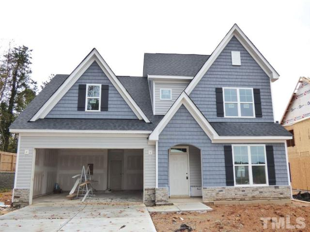 341 Cascade Hills Lane, Wake Forest, NC 27587 (#2223386) :: The Perry Group