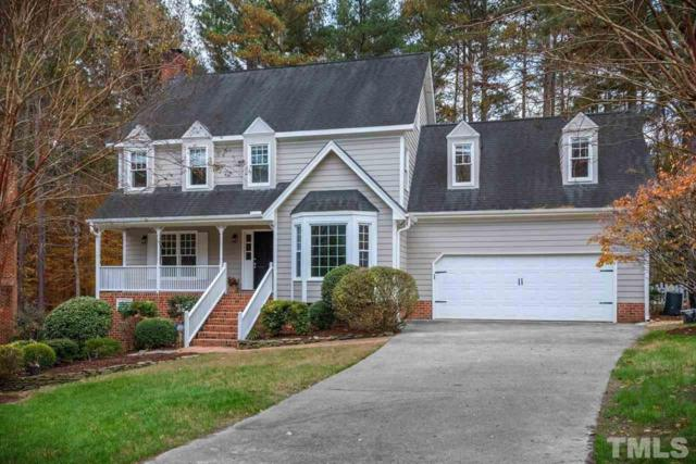 1252 Falmouth Court, Chapel Hill, NC 27517 (#2223400) :: The Jim Allen Group