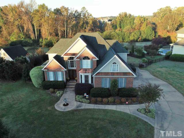 195 Barnhill Lane, Wake Forest, NC 27587 (#2223411) :: The Perry Group