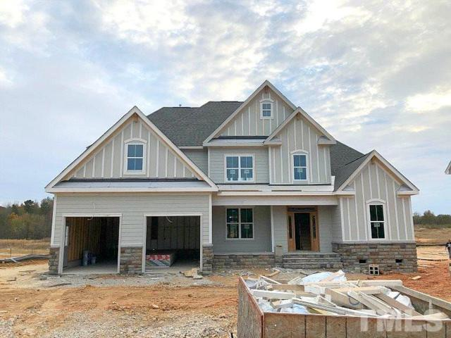 1536 Sweetclover Drive, Wake Forest, NC 27587 (#2223535) :: The Perry Group