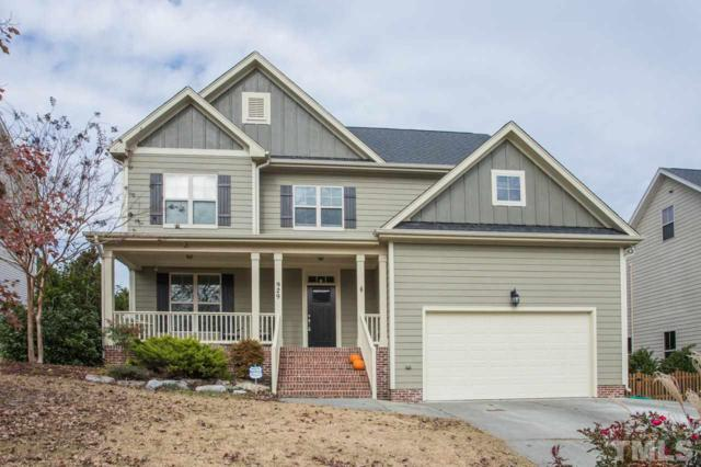 929 Coral Bell Drive, Wake Forest, NC 27587 (#2223586) :: M&J Realty Group