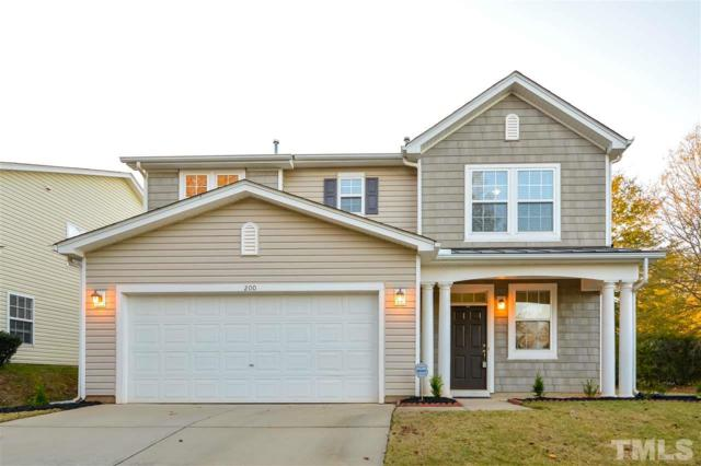 200 Bikram Drive, Holly Springs, NC 27540 (#2223659) :: Raleigh Cary Realty
