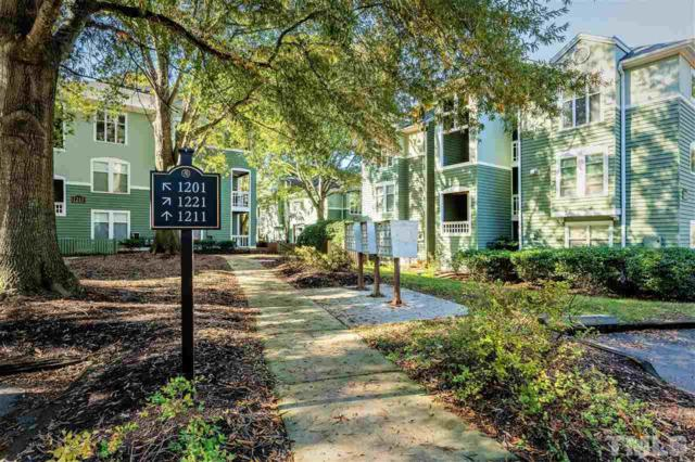 1221 Westview Lane #301, Raleigh, NC 27605 (MLS #2223662) :: The Oceanaire Realty