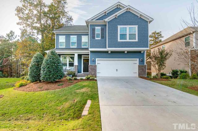 8705 Forester Lane, Holly Springs, NC 27539 (#2223757) :: The Perry Group