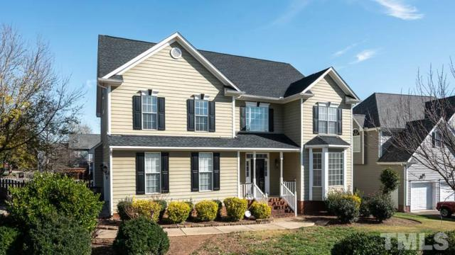 832 Clatter Avenue, Wake Forest, NC 27587 (#2224037) :: The Perry Group