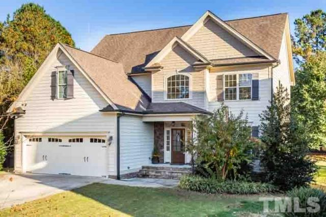 1012 Desert Marigold Court, Wake Forest, NC 27587 (#2224323) :: M&J Realty Group