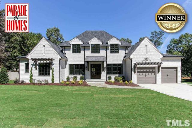 6506 New Market Way, Raleigh, NC 27615 (#2224434) :: The Perry Group