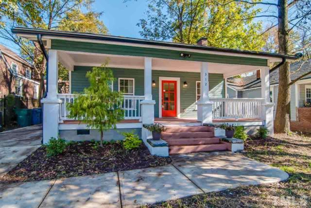312 N Hyde Park Avenue, Durham, NC 27703 (#2224436) :: Raleigh Cary Realty