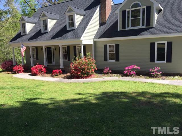209 Hardwood Ridge Court, Clayton, NC 27520 (#2224637) :: Dogwood Properties