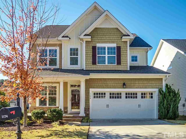1174 Alsace Drive, Apex, NC 27502 (#2225006) :: The Jim Allen Group
